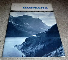 Natural Resources Of Montana- shelf 6