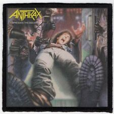 ANTHRAX PATCH / SPEED-THRASH-BLACK-DEATH METAL