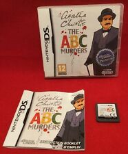 Agatha christie the abc murders-nintendo ds-testé