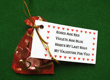 My Last Rolo To My Valentine Romantic Novelty Fun Gift Present Idea for Him Her