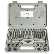 31 PCS Mini Metric Tap and Die Set M3