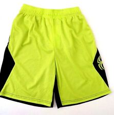Marvel Spider-Man Adult Mens Black/Yellow Shorts Size M Free Shipping