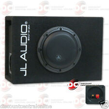 """JL AUDIO CP106LG-W3V3 CAR 6.5"""" PORTED ENCLOSURE LOADED SUB SUBWOOFER 150W RMS"""
