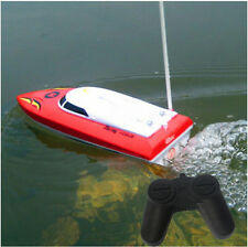 12km/h 10 inch RC Boat Radio Remote Control RTR Electric Dual Motor Toy 2016 NEW