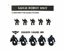 Epic - Squat guild robot (painted) - 6mm