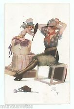 WW1. JEAN JAM . THE SAMMIES IN PARIS . Charme militaire. Erotique. Erotic. Ange