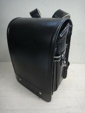 Japanese School Backpack Randoseru Black MADE IN JAPAN Seiban