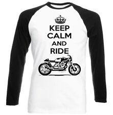 MOTO GUZZI 550 CAFE RACER ispirato-NUOVO Amazing Graphic Maglietta S-M-L-XL-XXL