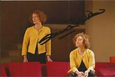 PASSION PLAY: SAMANTHA BOND SIGNED 6x4 ACTION PHOTO+COA