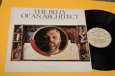 wim mertens lp the belly od an architect ORIG EX++ GREENAWAY FILM