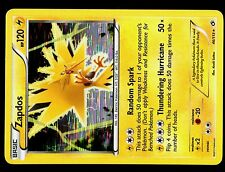 POKEMON BW11 BLACK & WHITE LEGENDARY TREASURES HOLO N°  46/113 ZAPDOS 120 HP