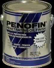 Penofin Blue Label, Penetrating Oil Wood Stain, 1 Gallon, Choice of (10) Colors