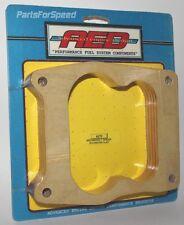 """AED 6173 Birchwood 1"""" Quadrajet Spreadbore Carb Spacer"""