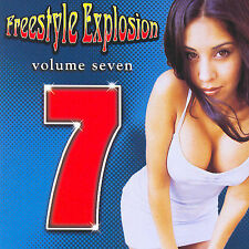 Freestyle Explosion, Vol. 7 by Various Artists (CD, ...