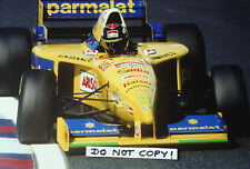 9x6 Photograph, Pedro Diniz , F1 Forti-Ford FG01  , 1995 Grand Prix Season