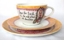 Born to Shop salvare la Terra, è l'unico pianeta con cioccolato Trio