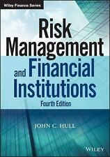 Risk Management and Financial Institutions 4th Int'l Edition
