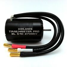 Holmes Hobbies TRAILMASTER PRO BL 540 2700KV Motor for RC Crawlers Waterproof