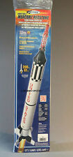 ESTES MERCURY REDSTONE ROCKET skill 3 NASA U.S.A. Model Rocketry project 1921