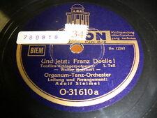 6/4R Organum Tanz Orchester - Und jetzt: Franz Doelle!