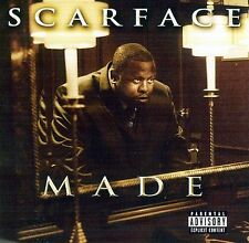 M.A.D.E. [PA] by Scarface (CD, Dec-2007, Asylum/Rap-A-Lot)
