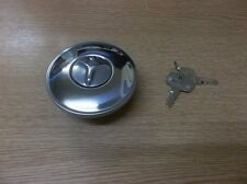 Yamaha RS100 1975 Locking Fuel Cap c/w 2 Keys QFC010