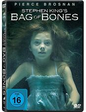 DVD * STEPHEN KING'S  BAG OF BONES - Pierce Brosnan # NEU OVP