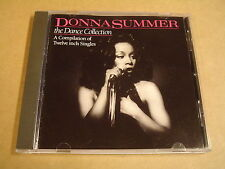 CD / DONNA SUMMER - THE DANCE COLLECTION A COMPILATION OF TWELVE INCH SINGLES