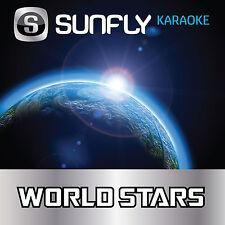 *SALE* TAYLOR SWIFT VOL 2 SUNFLY KARAOKE CD+G 15 KARAOKE SONGS WORLD STARS