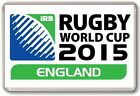Rugby World Cup 2015 England Fridge Magnet 01