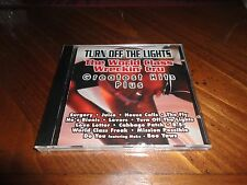 The World Class Wreckin Cru Greatest Hits Plus CD - Turn off the Lights - Dr Dre
