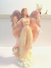 VINTAGE 1996 Collection By Sansco Angels Beautiful RARE