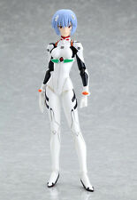 figma 091 Rei Ayanami Figure anime Evangelion Max Factory