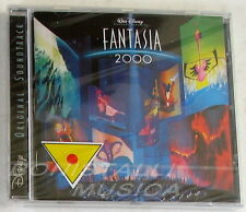 Walt Disney FANTASIA 2000 - SOUNDTRACK O.S.T. - CD Sigillato