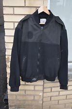 CANADIAN Navy Sea Cadats FLEECE Shirt / Coat Liner Size 7048 Extra Large Black