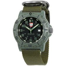 Luminox Black OPS Mens Watch A8817GOSET w/ SOG Knife in Pelican Case