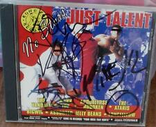 Used CD, No Stars, Just Talent, Kung Fu, with SIGNED COVER...