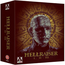 Hellraiser Trilogy - 2 Hellbound 3 Hell on Earth (Blu-ray) BRAND NEW!!
