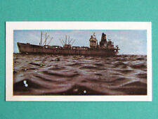 BASSETT 1970 UFO CARD. No 61. TANKER. GERRY ANDERSON CULT TV SERIES