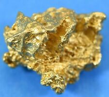 #1091 Large Natural Gold Nugget Australian 11.92 Grams Genuine