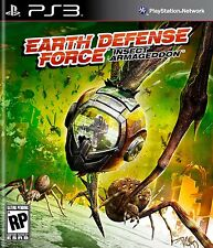 *NEW* Earth Defense Force Insect Armageddon - PS3