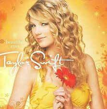 Taylor Swift Beautiful Eyes 1 CD and 1 DVD set Brand NEW. US Seller.