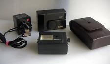Schönes Sammlerstück: Rollei A 26 mit Blizt C26, Ladegerät + Bereitschaftstasche