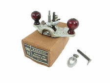 Sargent No.62 Adjustable Iron Router Plane