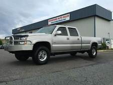 Chevrolet: Silverado 2500 LT 4dr Crew