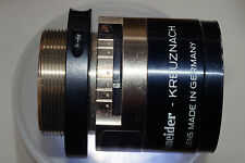 "FAST Schneider F1.4 8mm WIDE ANGLE SUPER-16 NIKON 1"" 2/3 NIGHT LENS 4/3 CINE-24"