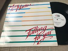 "MARY MARTIN - FALLING FOR YOU 12"" MAXI UK INTOUCH 87 - FUNK SOUL"