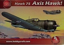 Hobby Craft 1/48 Hawk 75 Axis Hawk New 1416