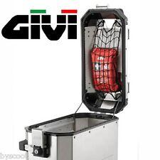 Filet élastique GIVI E144 maintien rangement voyage valises TREKKER objets NEUF