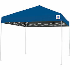E-Z Up Envoy 10'x10' Straight Leg Instant Canopy (100 sq. ft. coverage)